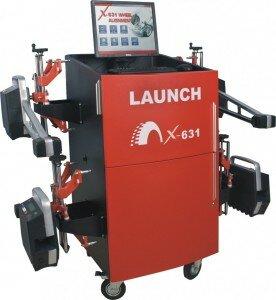 стенд сход-развал launch x-631